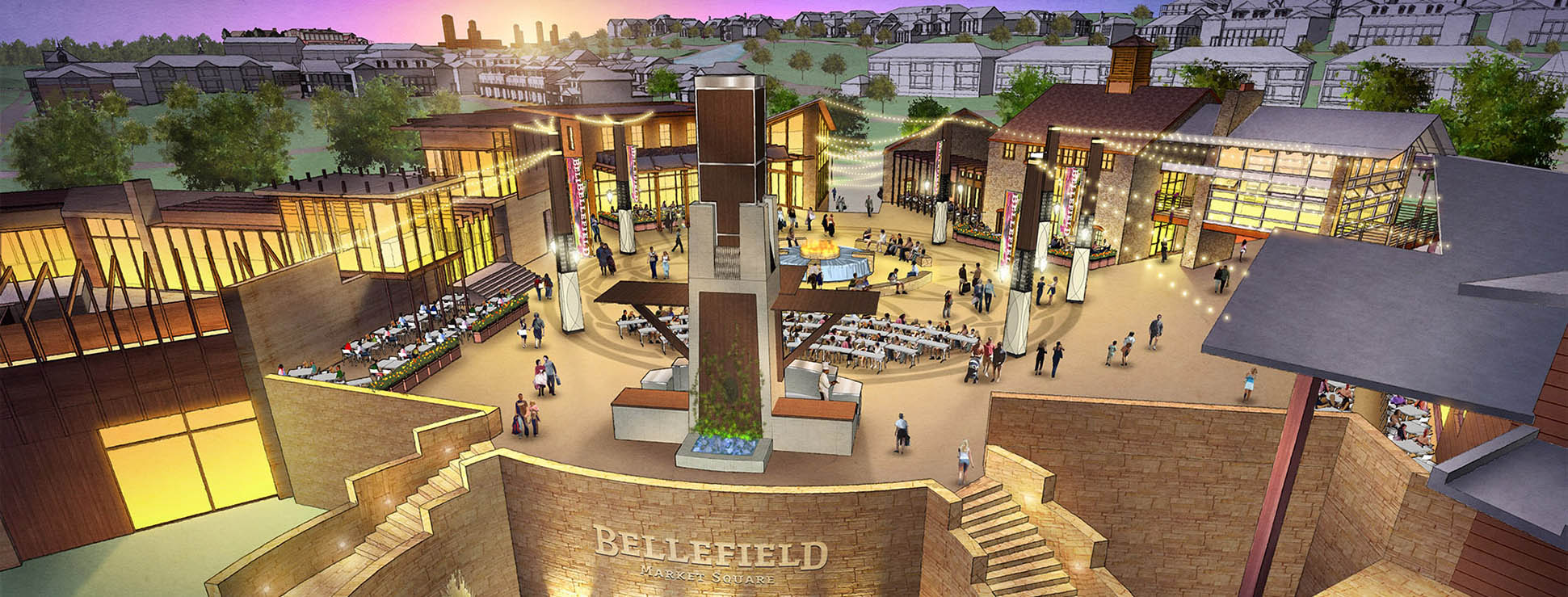 Bellefield at Historic Hyde Park PROJECT PAGE