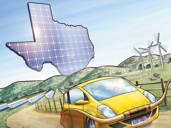 Texas Solar Superpower Cover